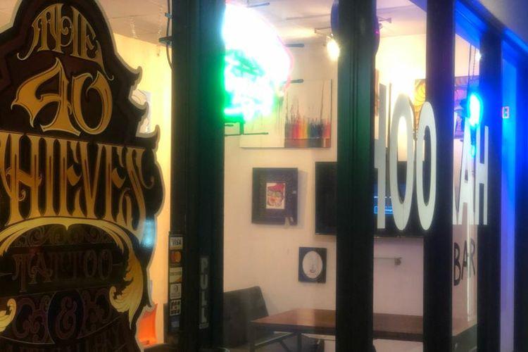 40 Thieves Tattoo & Art Gallery