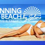 Tanning at the Beach by Selene