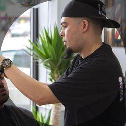 Tomas@ Logan Square Barber Shop, 2208 N Milwaukee Avenue, Lower Level, Chicago, 60647