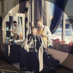 Lucky the Barber, 3217 N prospect Rd, Peoria, 61603