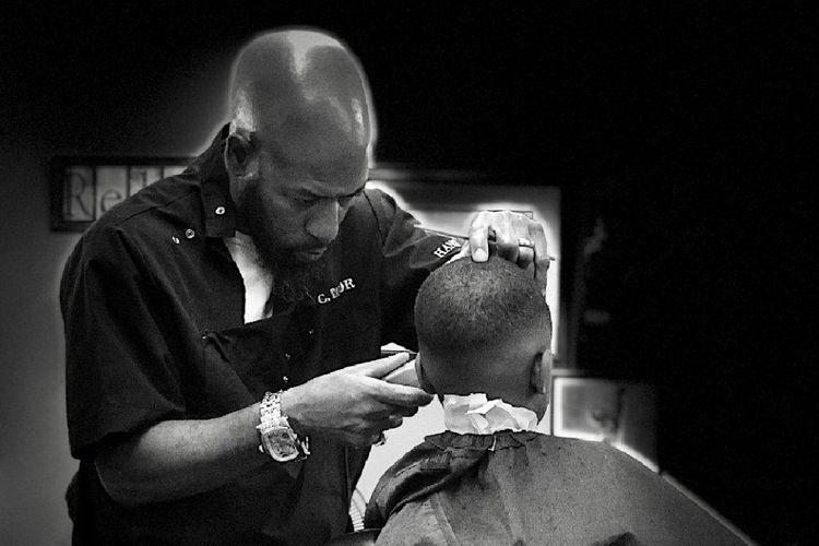 Hairology's Barber Lounge