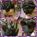 Mo' Hair - inspiration