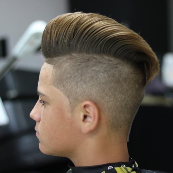 Barbershop - Danny