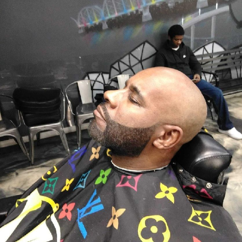 Barbershop - Lucky. @Black Diamonds Barber Shop