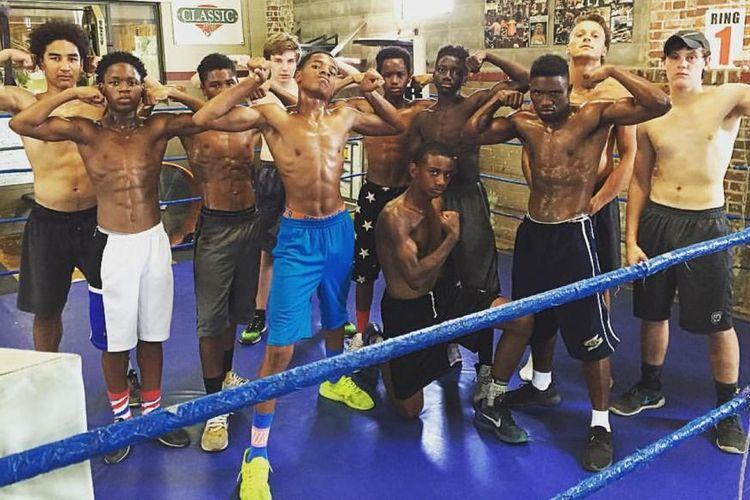 YMCA Ycap Boxing Club