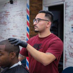 Anthony The Barber, 5133 Ella Blvd, Premier barber and salon, Houston, 77018
