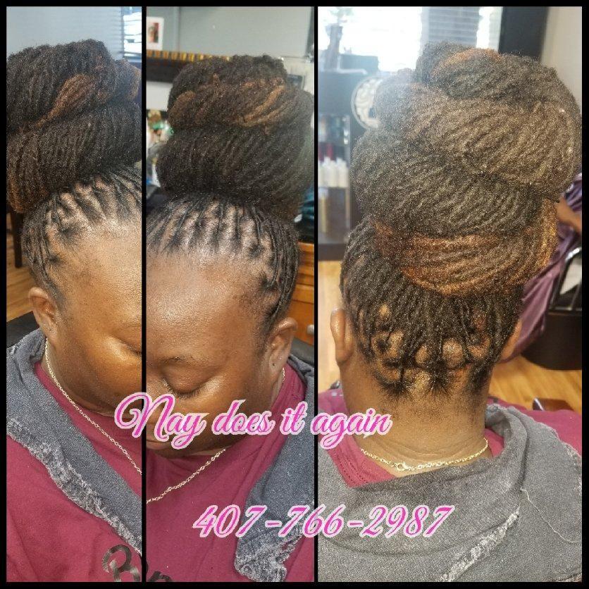 Hair Salon - Nay