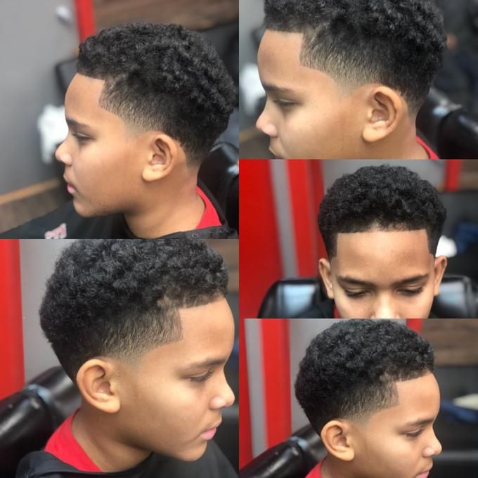 Barbershop - F O (Mark) Faded Out Cutz Inc