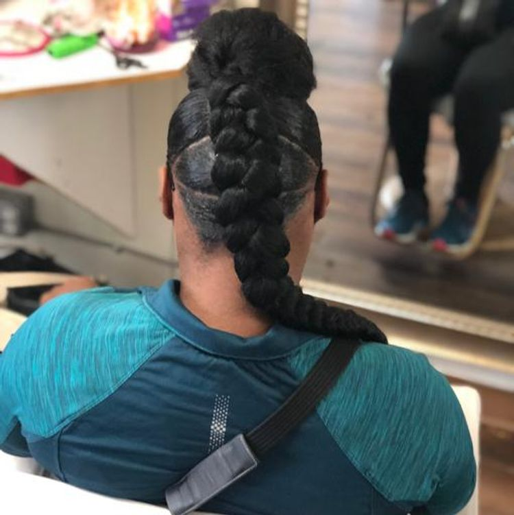 Special Event hair