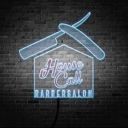 House Call Barbersalon, 752 West shore road, Warwick, 02889