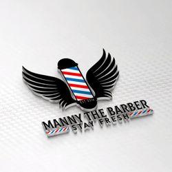 Manny The Barber, 7446 Royal Palm blvd, Margate, 33063