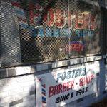 Ben @ Foster's Barber Shop