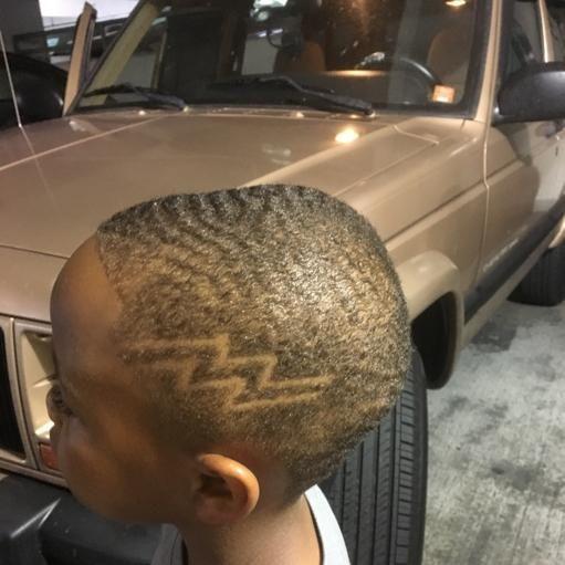 Barbershop - Ben @ Foster's Barber Shop