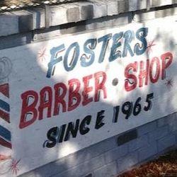 Ben @ Foster's Barber Shop, 1923 West Main St, Tampa, FL, 33607