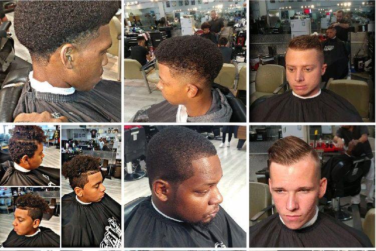 King James The barber