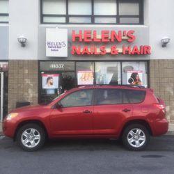 Helen's Nail & Hair Salon, Georgia Ave, 11337, Silver Spring, 20902