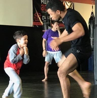 Personal Trainer - Amine Fight