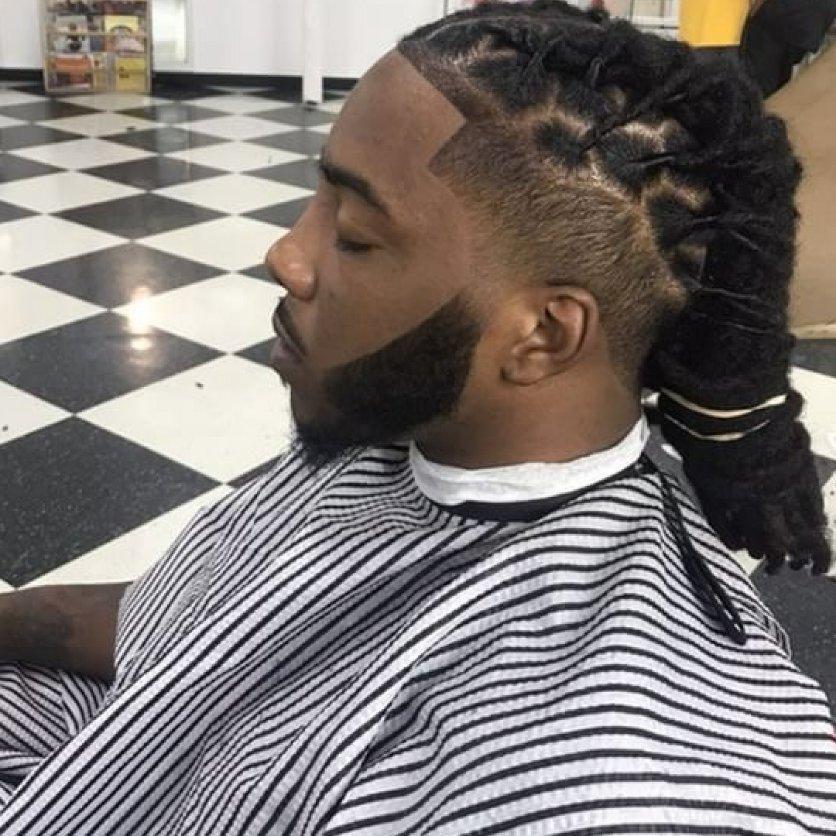 Barbershop - Drew Cuts ( State Of Mind Barbershop)