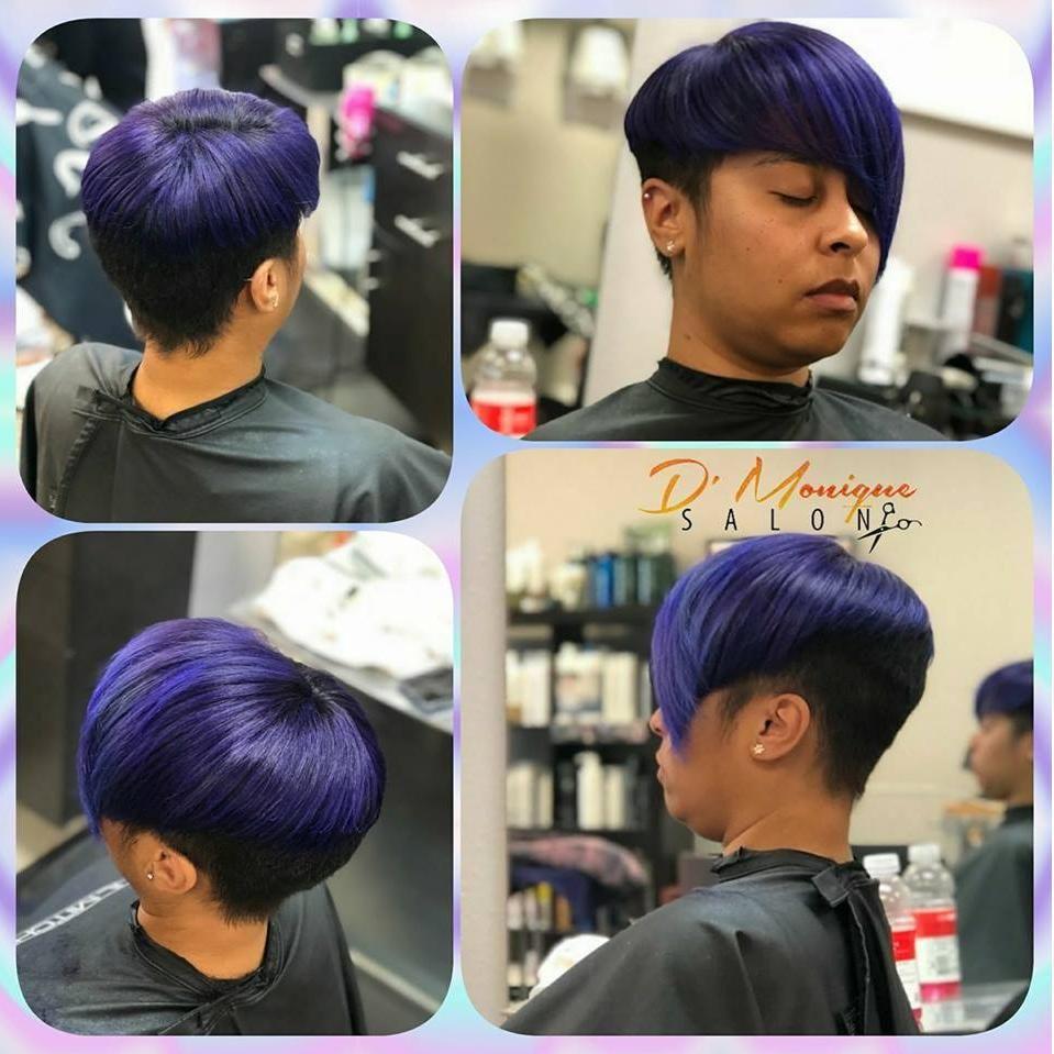 Hair Salon - D' Monique Salon