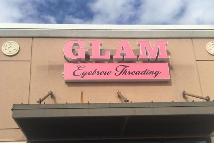 Glam Eyebrow Threading