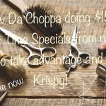 Krispy Kutz By Kev Da Choppa
