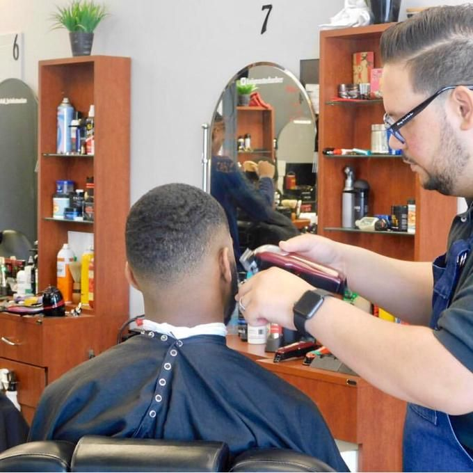 Barbershop - Manny Fresh Barber