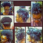 Queens Natural Hair Stylist - inspiration