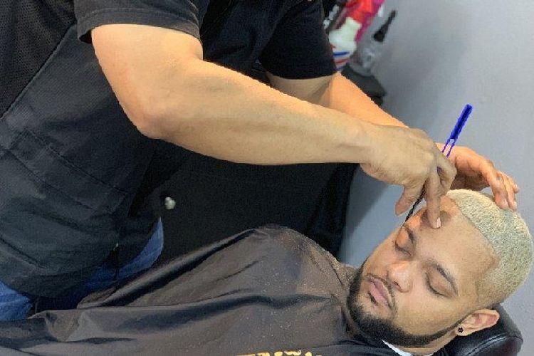 Doug The Barber @ Diligent Hands