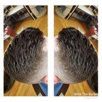 Mick @ Gentlemen's Quarters Barbershop - inspiration