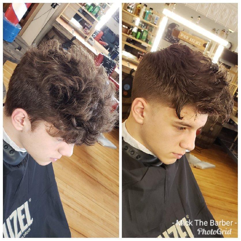 Barbershop - Mick @ Gentlemen's Quarters Barbershop