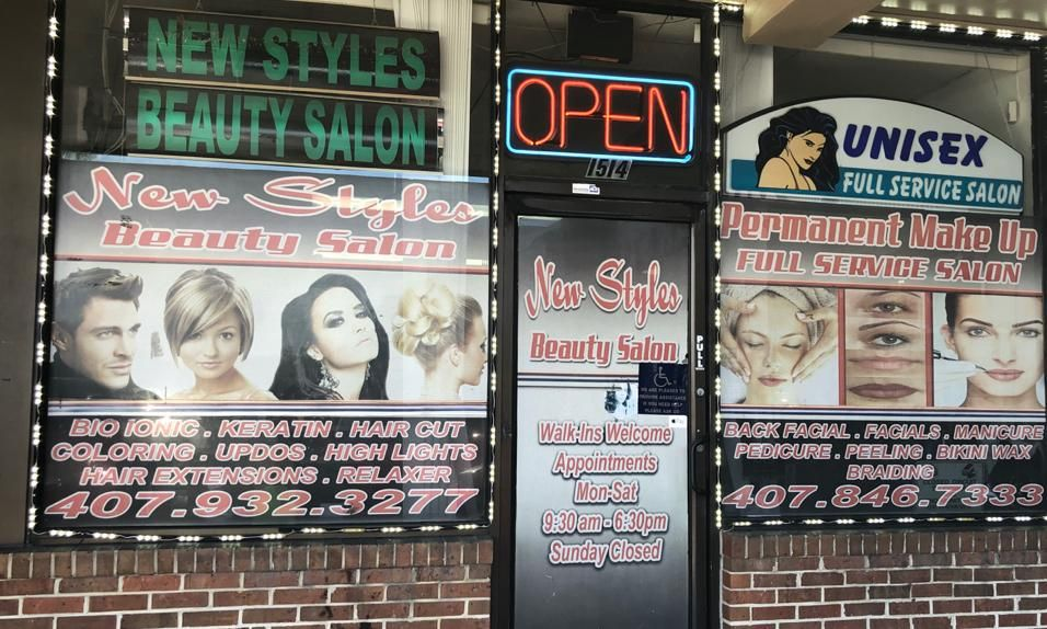 New Style Beauty Salon Book Appointments Online Booksy