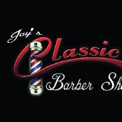 Jay's Classic Unlimited Barbershop, 24 Main St., Milford, MA, 01757