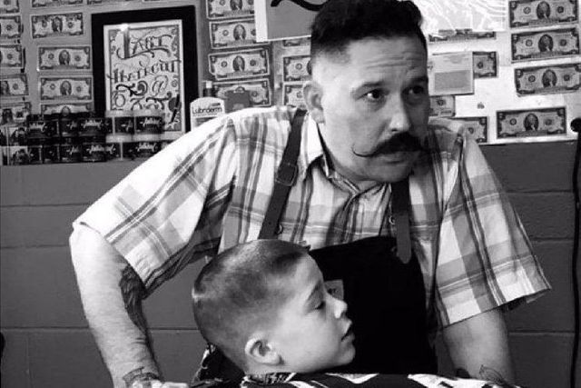 Jacob Grossman Family First Haircuts and Shaves