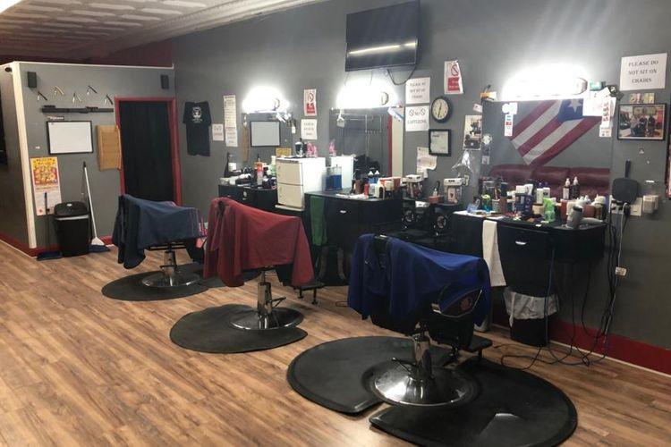Brooke's Barbershop