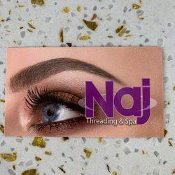 Naj Eyebrow Threading, Microblading & Nails, 717-A South Semoran blvd,, Orlando, 32807