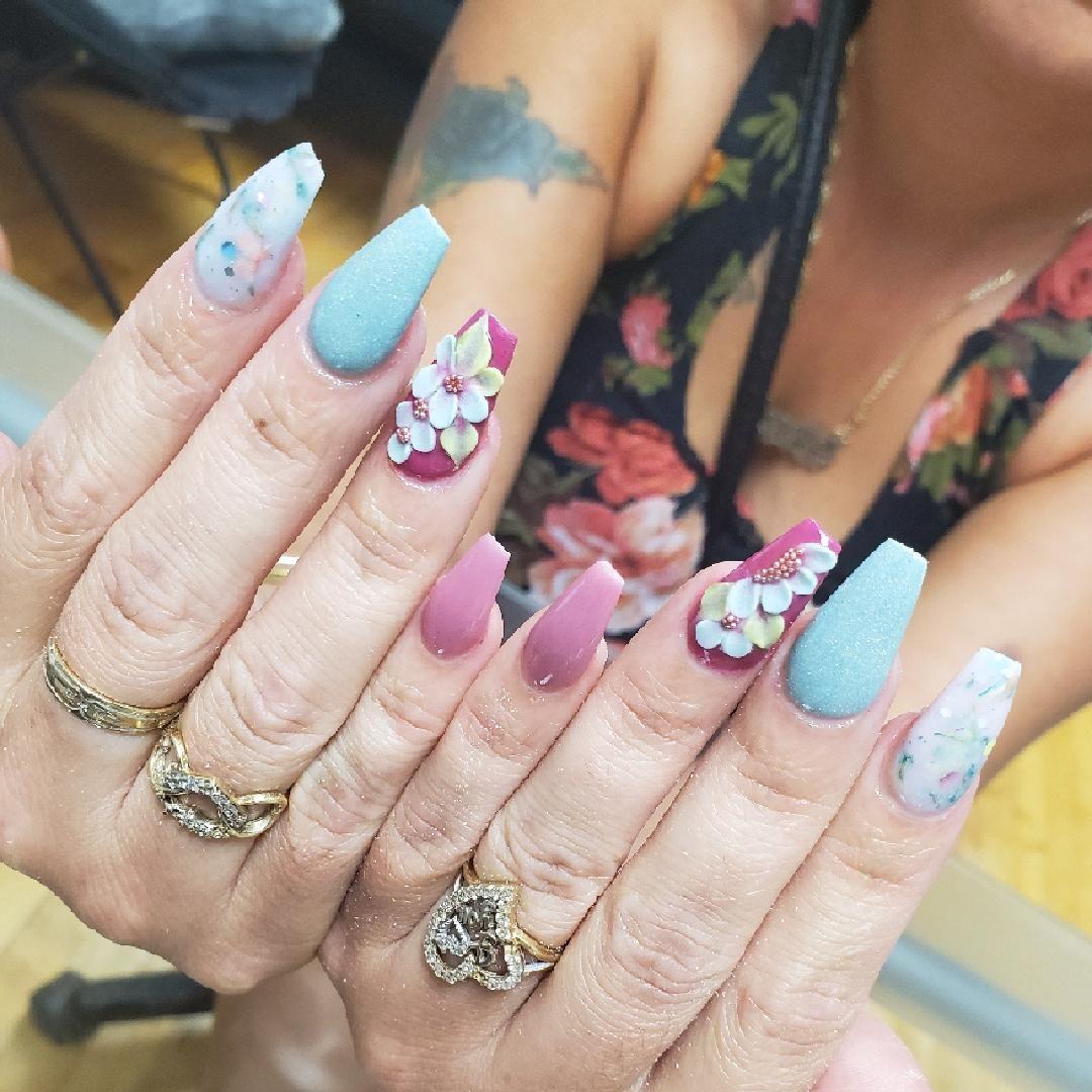 Nail Salon - D'Nails By:Delish