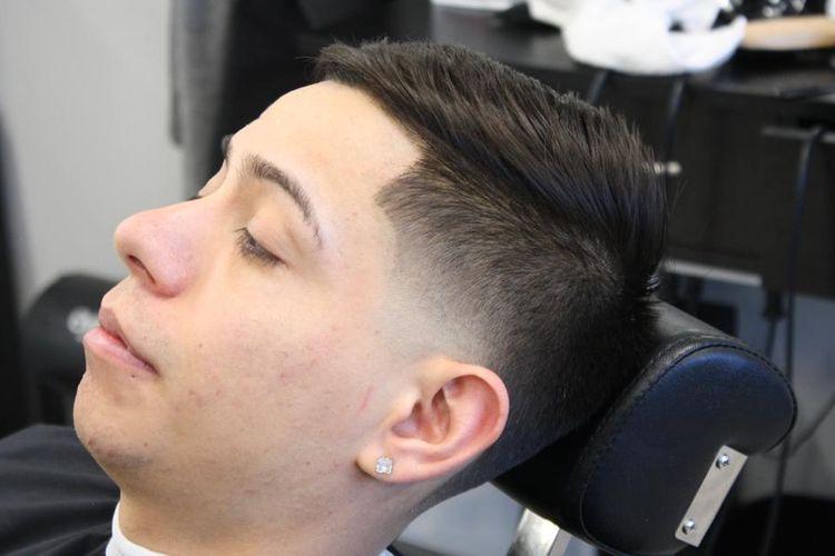 Uli @ Cutting Edge Barbershop