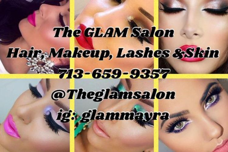 The Glam Salon @ Salon Park