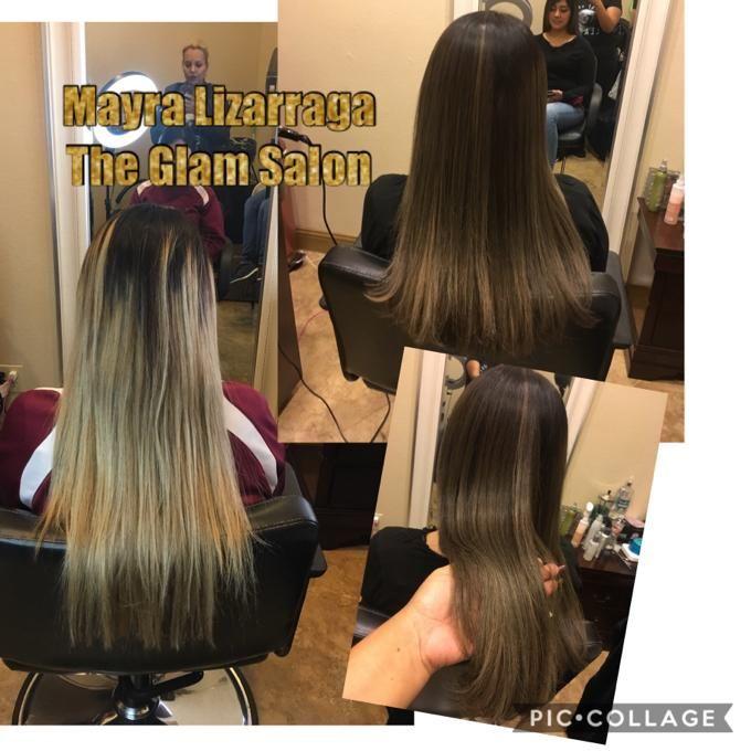 Hair Salon, Beauty Salon, Wedding Makeup Artist, Hair Removal, Eyebrows & Lashes, Makeup Artist - The Glam Salon @ Salon Park
