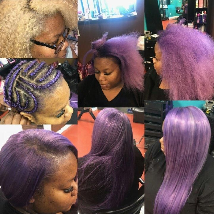 Hair Salon - Shay Diva Styles
