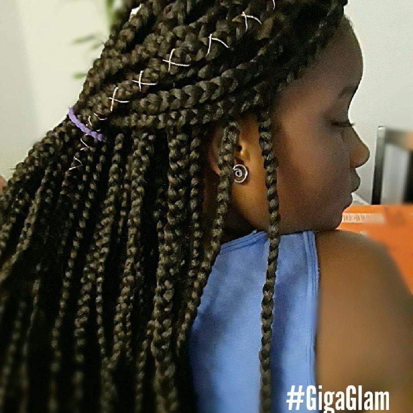 Eyebrows & Lashes - Giga Glam