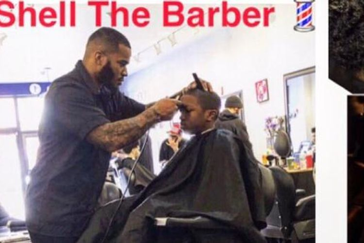 Shell the Barber