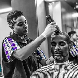 Britt The Barber @b_a_thebarber, Will send Text with Address, Valley Village, Valley Village 91607