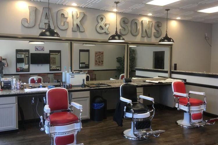 Jack And Sons Barber Shop Johns Creek