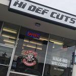 Hi Def Cuts