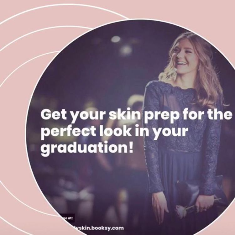 Graduating Package-the Client can decide between these two options: (1) Signature Facial & 40 minutes Teeth whitening service OR (1) Lash Lift & 40 minutes of Teeth whitening service