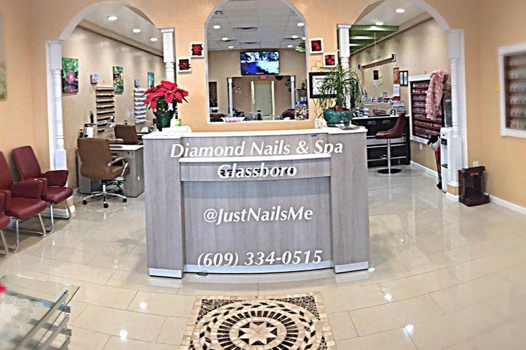 Diamond Nails & Spa Glassboro