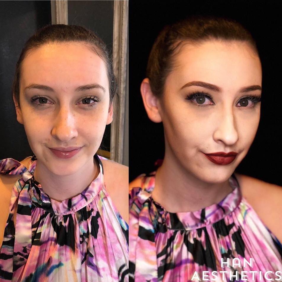 Makeup Artist - Han Aesthetics