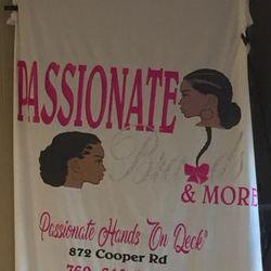Passionate Braids & More, 872 Cooper Road, Jackson, 39212