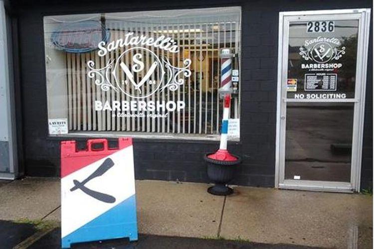 CLINTONVILLE- Santarelli's Barbershop